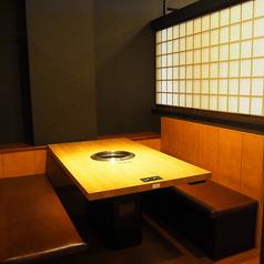 焼肉DINING 大和 鎌取店の雰囲気1