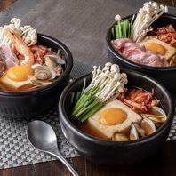女性に人気の韓国料理も豊富にご用意◆