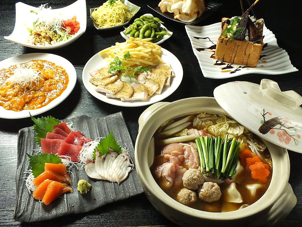 食べ飲み放題居酒屋 TAPA 旭川二条店(たぱ あさひかわにじょうてん)
