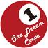 ONE DREAM CAFE ワンドリームカフェのロゴ
