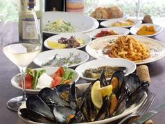 シチリア料理 クッカーニャの写真