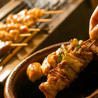東梅田駅から徒歩3分、美味しい串焼きを食べるなら!