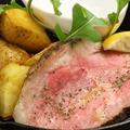 料理メニュー写真ローストポーク ゴルゴンゾーラソース
