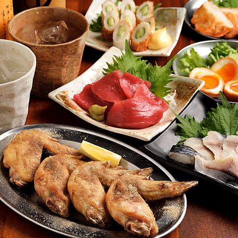 【宴会向け】2時間飲み放題付スタンダードコース3280円