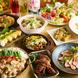 お肉もお魚もお野菜もおいしい★贅沢料理満載です◎