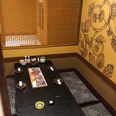 個室 鶏ざんまい 十四郎 金山店の雰囲気3