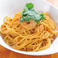 料理メニュー写真トムヤムスパゲッティ