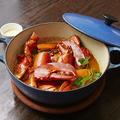 料理メニュー写真オマール海老のカルドッソ