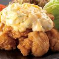 料理メニュー写真淡路鶏のチキン南蛮 自家製タルタルで