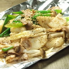 長楽亭のおすすめ料理1