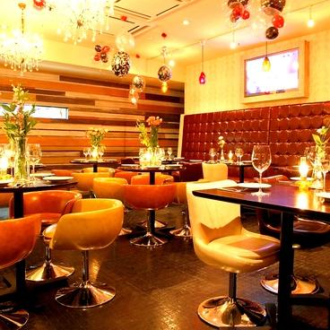 Bar de Mars バルデマルスの雰囲気1