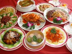 中国料理 龍翔飯店 緑町本店のコース写真