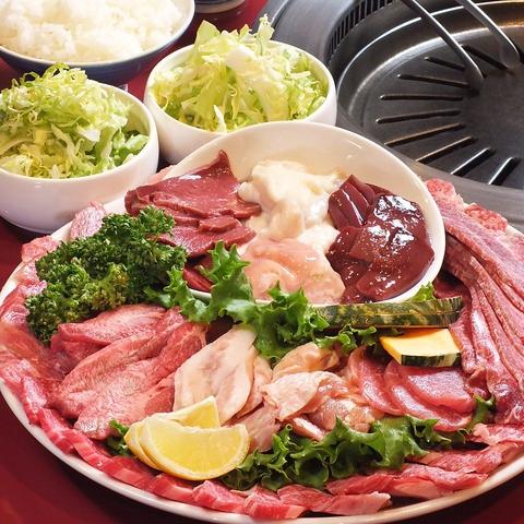 焼肉レストラン 来来 (ライライ) 八乙女店