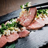 ゴエモン自慢のお肉料理をご提供!