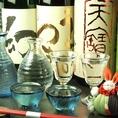 広島のお酒をご用意致しております!純米!