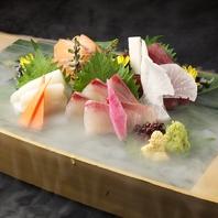 新鮮な海鮮料理もご用意ございます☆