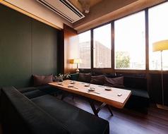 大人気の完全個室の8名様までご利用可能です!有料完全予約制となります。