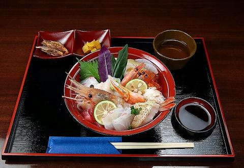 海鮮丼専門店「海宝」