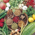 新鮮な野菜とスパイス★