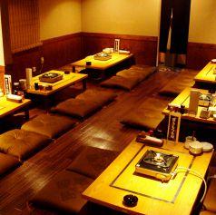 最大40名の個室宴会が可能な大宴会場