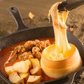 料理メニュー写真話題の『パネチキン』