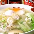 料理メニュー写真チャンポン麺
