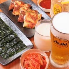 韓国料理 プヨ 長町店の雰囲気3