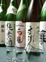 毎月替わる日本酒