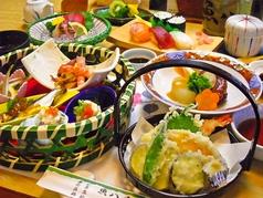 魚八寿しのおすすめ料理1