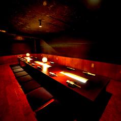 個室居酒屋 焼き鳥ダイニング MAKINOSUKE 飯田橋店の雰囲気1
