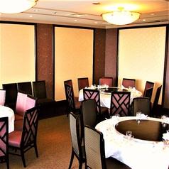 12名様~最大30名様までご利用可能なご宴会に最適の個室です。守られているプライベート空間でごゆっくりお食事をお楽しみ下さいませ。