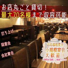 肉バル×イタリアン RIVIO リヴィオ 京橋北店の雰囲気1