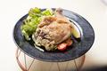 料理メニュー写真北海道産パリパリジューシーもも揚げ