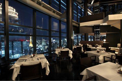 汐留・新橋・銀座周辺で夜景がきれいなレストランをお探しの方におすすめ♪