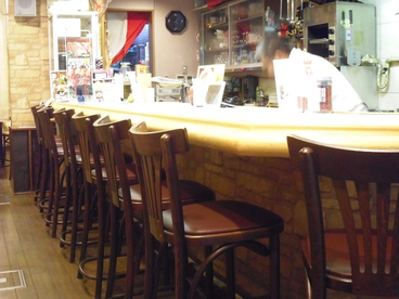 洋風創作料理 ル・ブラン 東寺の雰囲気1