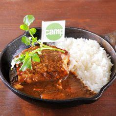 野菜を食べるカレーcamp エキマルシェ大阪店のおすすめポイント1