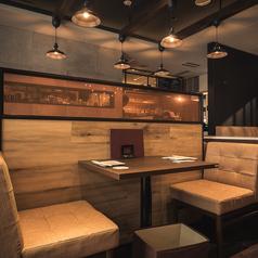 魚とワイン サカナメルカート・ゼン WACCA池袋店の雰囲気1