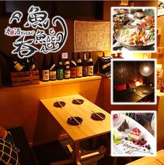 魚魚呑 蒲田店の写真