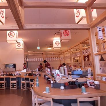 回転寿司 いちばん船 マルナカ須崎の雰囲気1