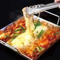 料理メニュー写真とろ~りチーズタッカルビ