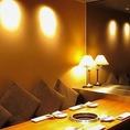 個室のVIP席は最大7名様でご利用いただけます。※お部屋代3000円(税抜)いただきます。