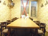 洋風創作料理 ル・ブラン 東寺の雰囲気2
