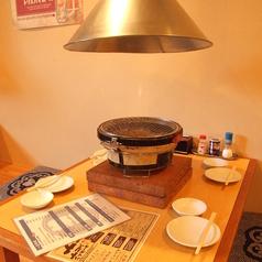 札幌 焼肉 綾屋の雰囲気1