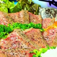 国産黒毛和牛のステーキがおすすめ!
