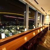 煌めく夜景を眺めながらのお食事は最高のシチュエーション!!デートにもオススメです★天王寺、あべのハルカスで夜景を楽しむ和・洋・中・デザート食べ放題(バイキング)