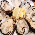 料理メニュー写真生牡蠣食べ比べ