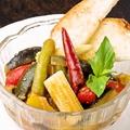 料理メニュー写真ゴロゴロ野菜のラタトゥイユ