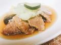 料理メニュー写真鴨とナスの揚げ出し