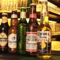 ◆各国のビール◆CELTSに来たなら海外ビールをご賞味ください。海外ビールを掛け合わせた「ブラック&タン」は飲みごたえ十分!ビールはハーフサイズからご注文いただけますので飲み比べを思う存分お楽しみください。