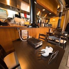 【4名様テーブル席】ご友人との飲み会や会社のご宴会など幅広いシーンで気兼ねなくご利用いただける居酒屋大黒!